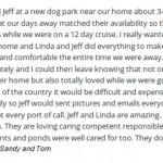 Tom and Sandy
